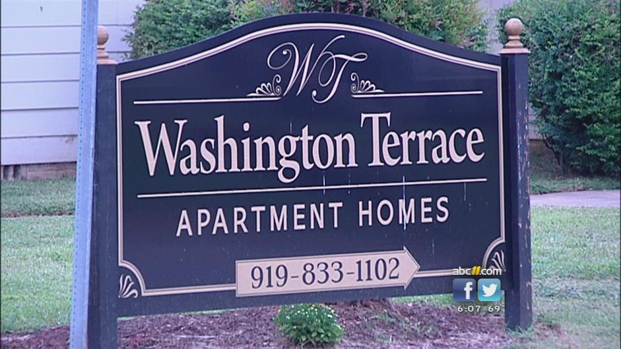 Washington Terrace Apartments in Raleigh