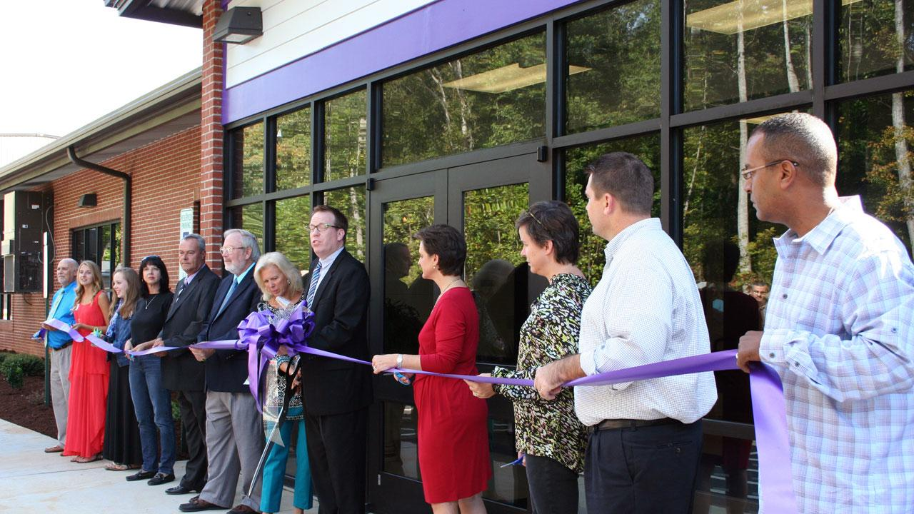 Chatham Charter celebrates expansion to high school grades