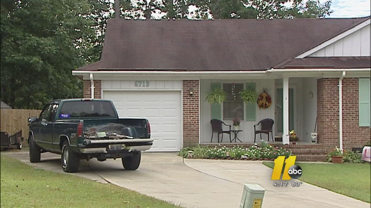 Fayetteville double murder-suicide house