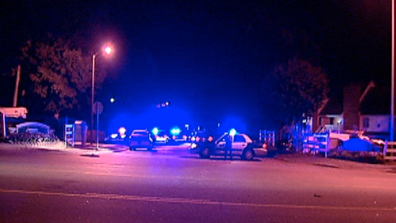 Raleigh police are investigating a shooting and carjacking that happened around 11 p.m. Tuesday at apartment complex on Dansey Drive.