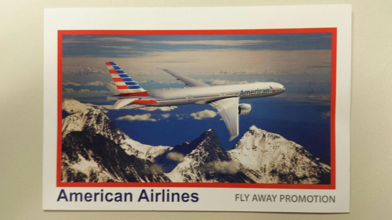 American Airlines filed suit to stop vacation club postcard scam