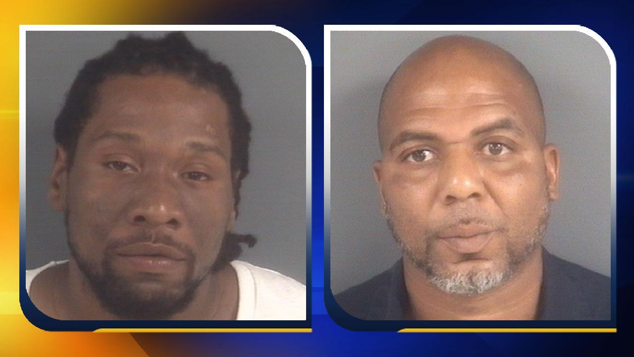32-year old Leondrea Montrell Robinson and 44-year old Corey Lavone Spell