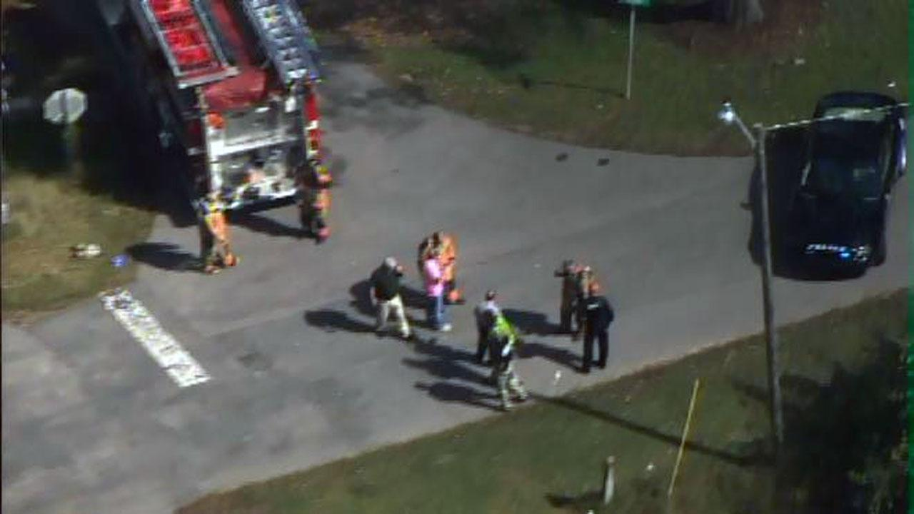 HazMat situation in Franklin County