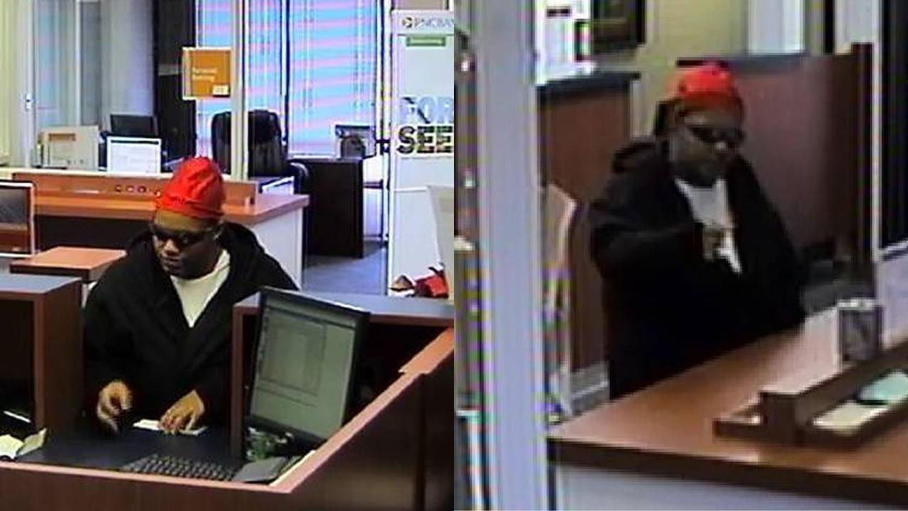 On Thursday, Dec. 19 at approximately 11:56 am, Fayetteville police officers responded to the PNC Bank located in the 400 block of Ramsey Street in reference to a report of a robbery.
