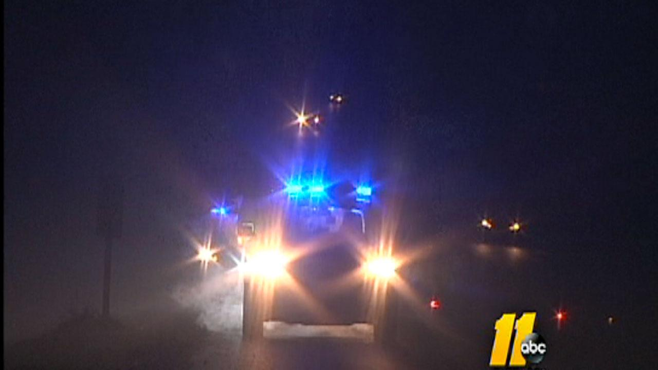 Authorities are investigating a fatal accident after a man was hit along Interstate 540 overnight.