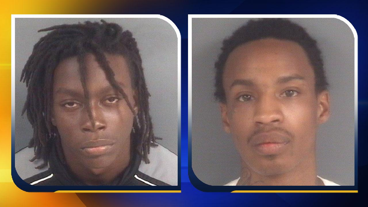 Corey Lamont McMillain and Malcolm Trevell Lamar Autry