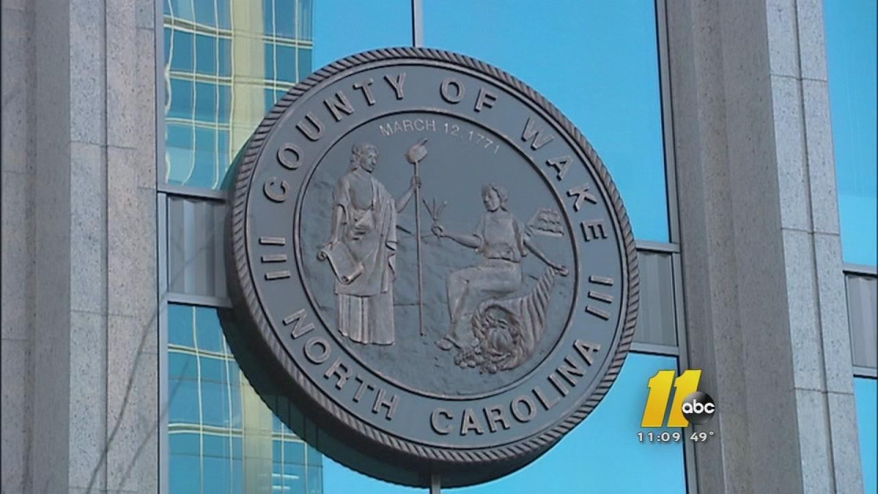 Wake County Courthouse seal