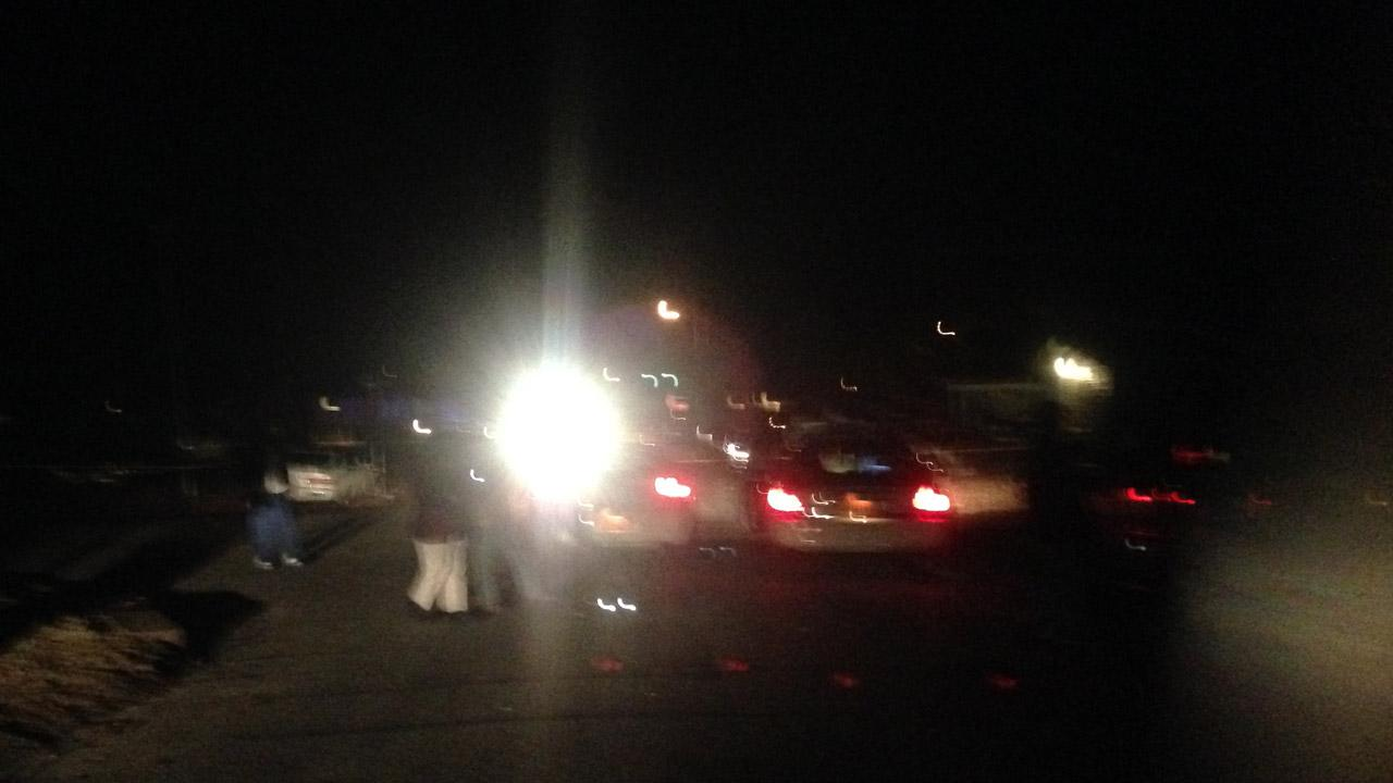 Fayetteville shooting on Trotwood Drive