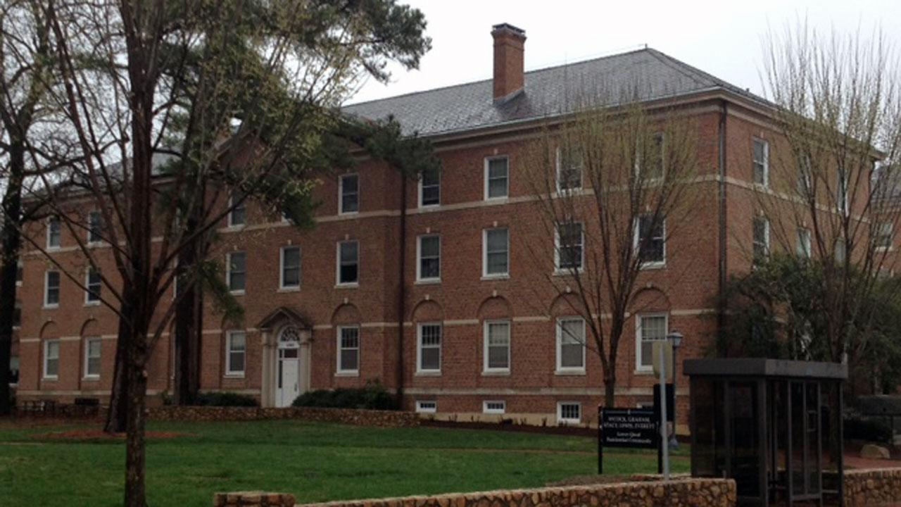 Lewis Residence Hall