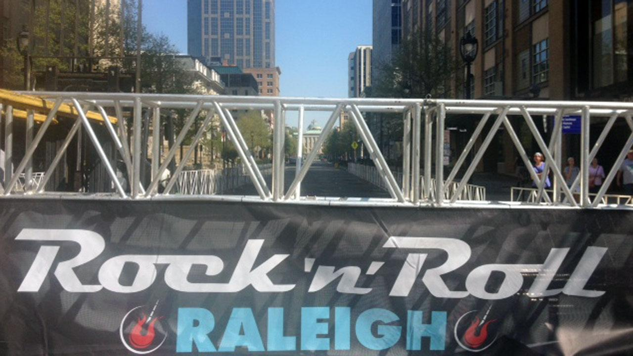 Rock n Roll Marathon