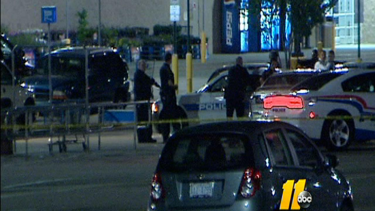A Fort Bragg soldier was involved in a standoff with Fayetteville police overnight.