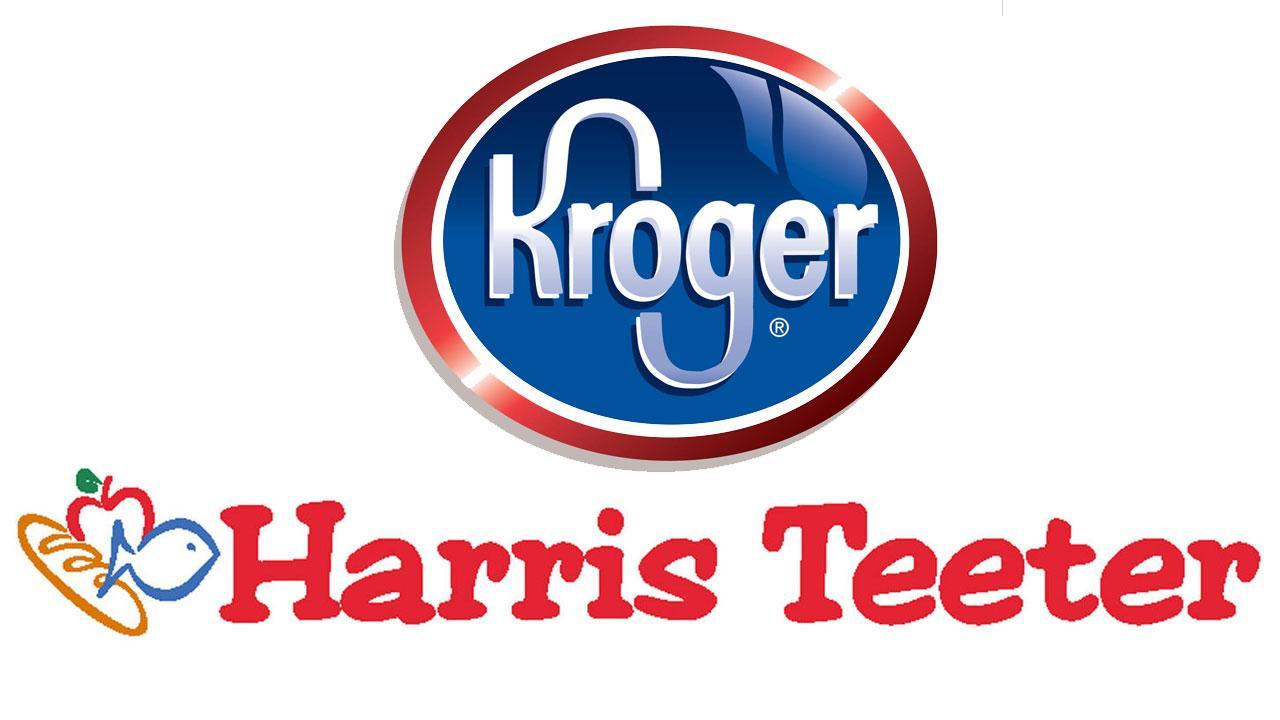 Kroger and Harris Teeter announce merger
