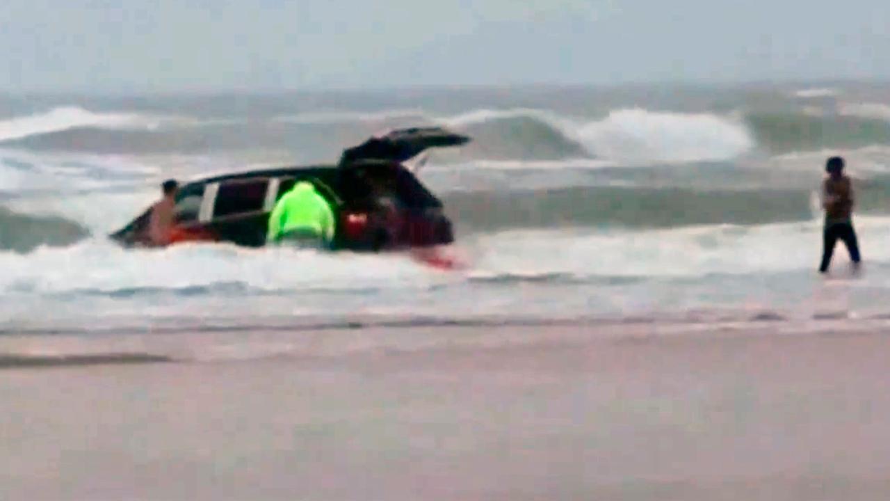 Driver of Minivan in Surf Spoke of Demons