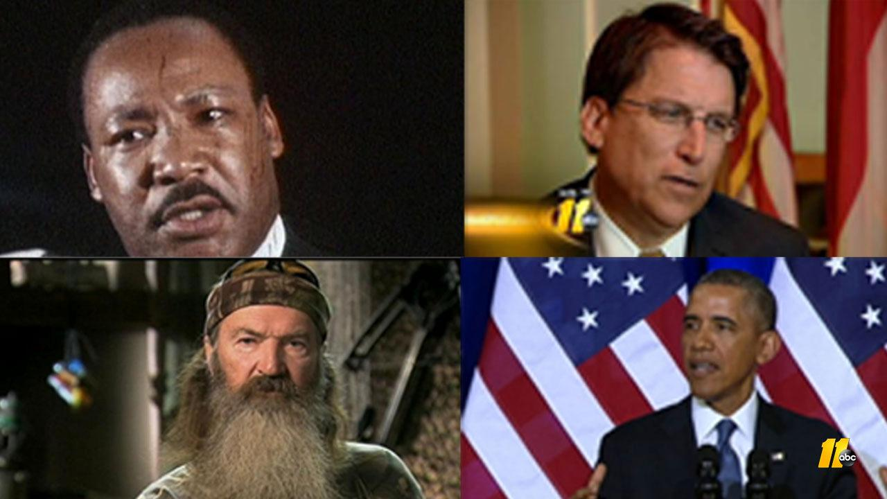 Can you guess who has the best approval ratings of these people?