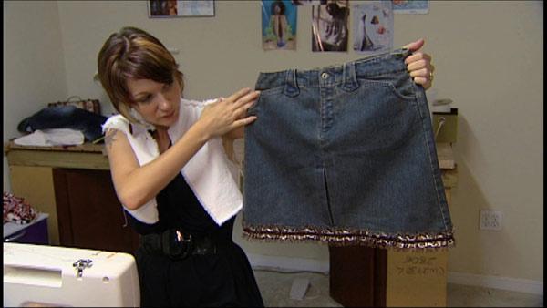 DIY Fashion Transformations