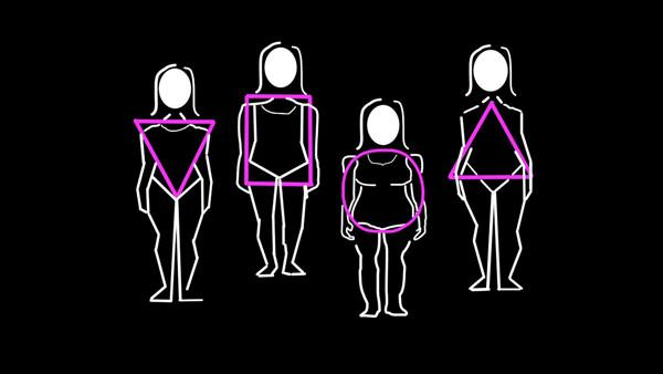 Knowing Your Body Type Helps When Shopping For Bargain Clothing