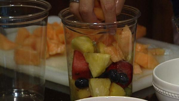 DIY Fruit Cups