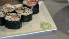 Philly Sushi Rolls