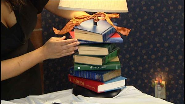 DIY Projects Using Old Books