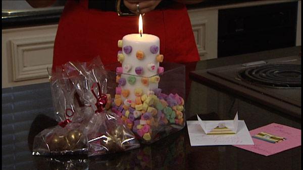 Inexpensive DIY Valentine Gifts