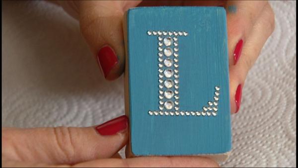 DIY Wood Message Blocks and Wood Crafts