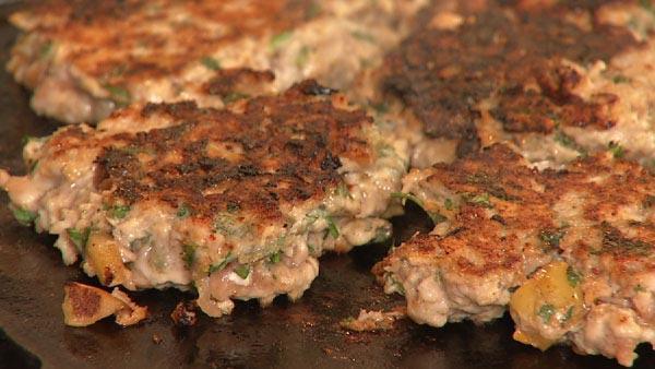 Chicken Maple Sausage Patties