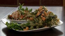 Thai Crispy Watercress Salad
