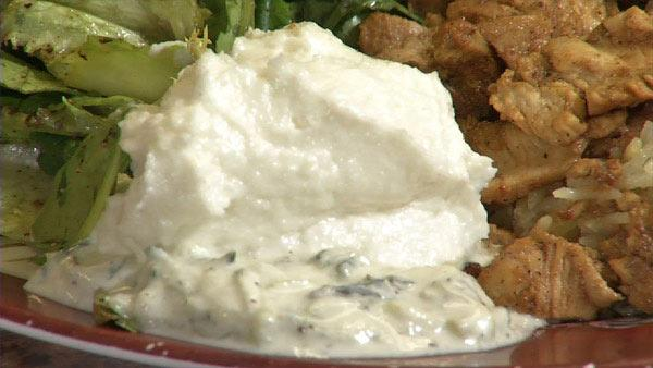 Wally's Garlic Dip