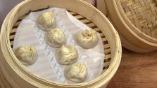 Shanghai Soup with Steamed Pork Dumplings