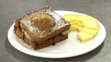 Breakfast Monte Cristo Capistrano Sandwich