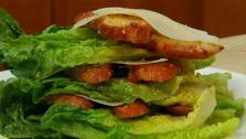 Stacked Caesar Salad