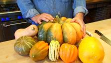Winter Squashes and Pork Stew