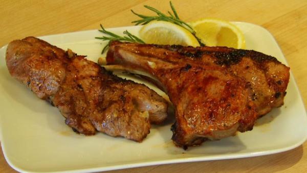 Complete Episode: Pork Chops