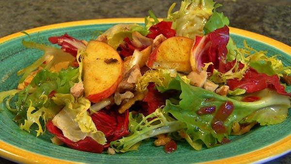 Nell Newman's Delicious Salad Recipe