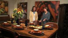 Wine Country Dining Table
