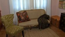 Reupholster an Armchair