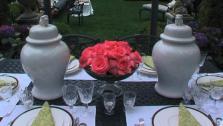 Elegant Flower Arrangement for Your Party