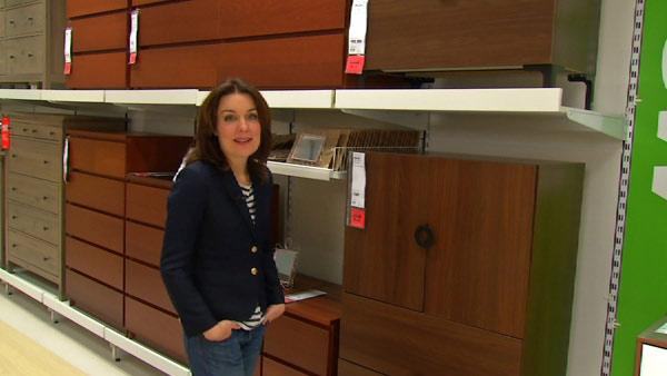 Finding the Perfect Dresser