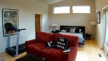 A Plain Master Bedroom