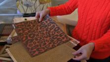Web Exclusive: Framing Paper Patterns