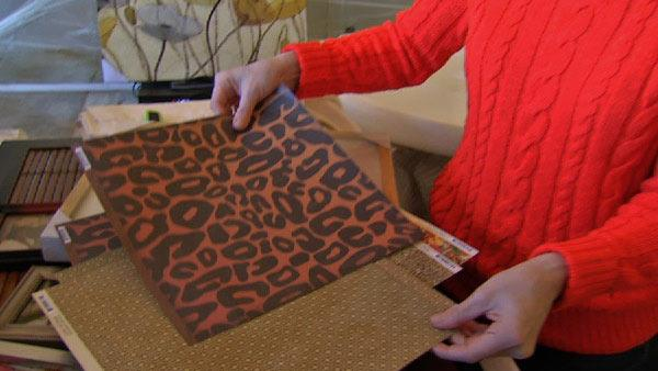 Web Exclusive: Framing Paper Patterns