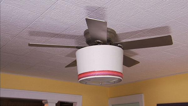 DIY Chandy Fan