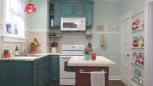 Modern Country Kitchen Makeover