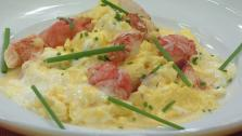 Lobster Scrambled Eggs