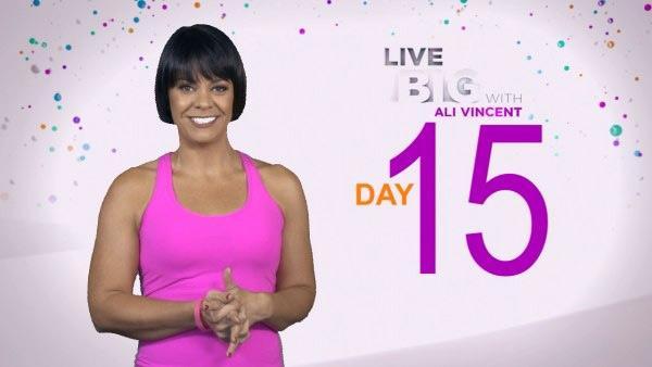 Live Big 30 Day Challenge: Day 15