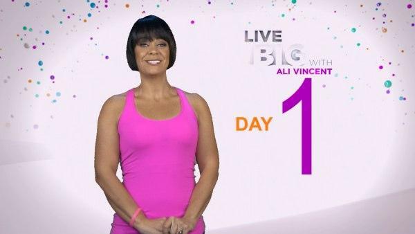 Live Big 30 Day Challenge: Day 1