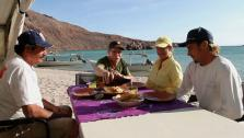 Cooking on the Sea of Cortez