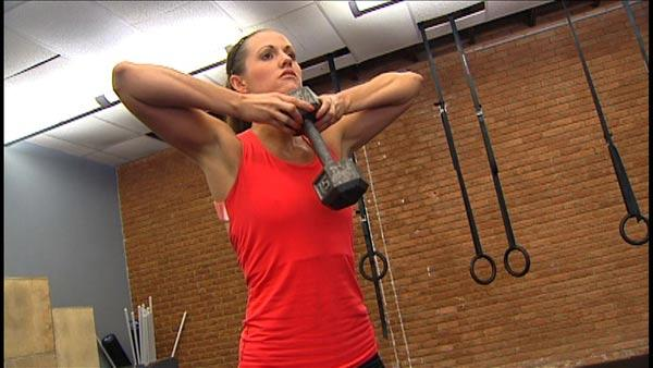 P90X-Inspired Workout
