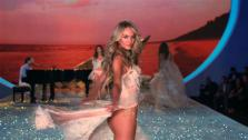 How do supermodels prepare for the annual Victorias Secret Fashion Show? Angel Candice Swanepoel shares her fitness secrets for getting ready and her favorite lingerie from this years show.