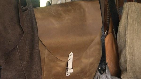 Gorgeous Artisan Leather Bags from Stash Bags
